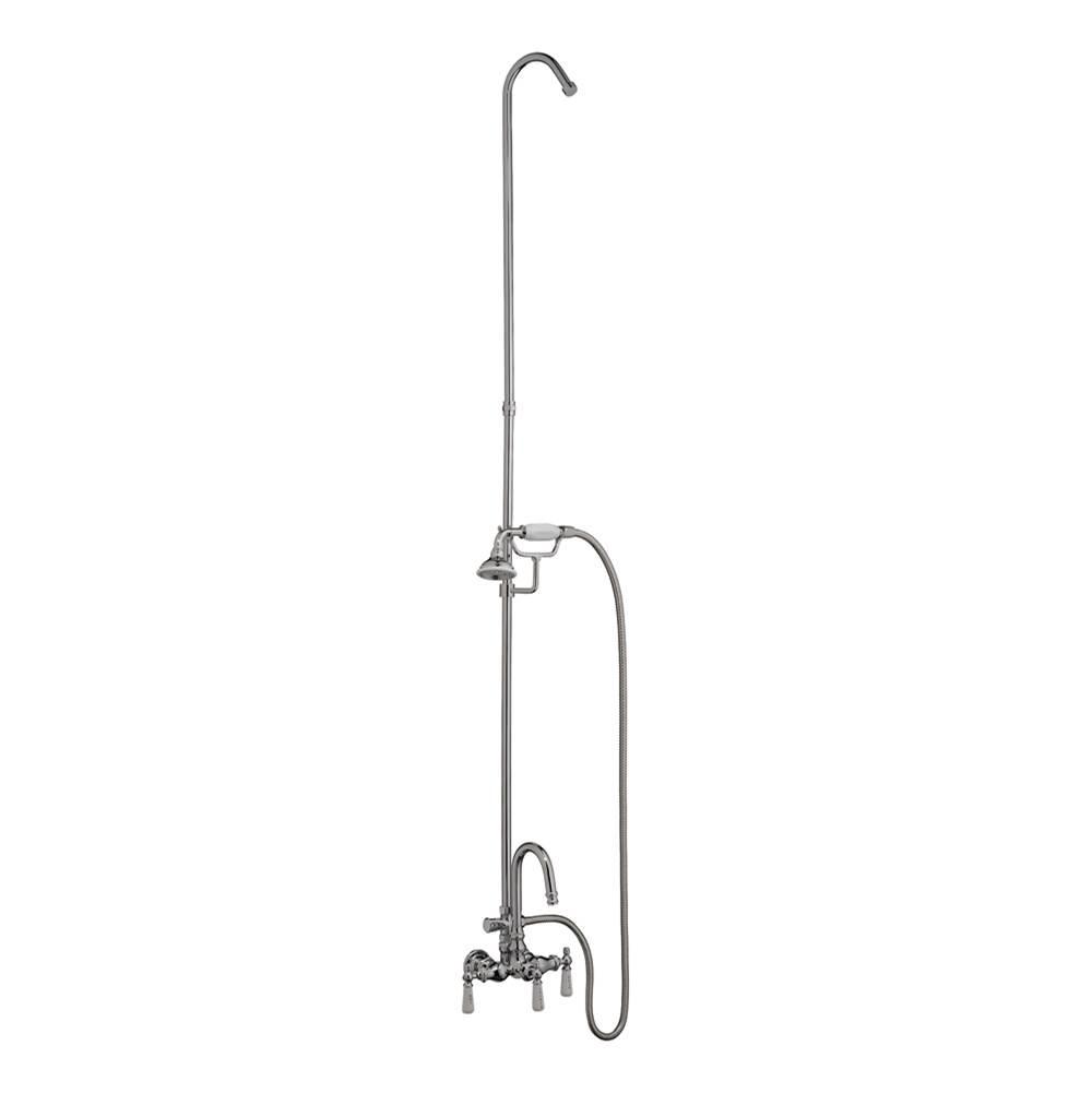 Barclay 4023-PL-CP at Buffalo Plumbing Showroom Shower