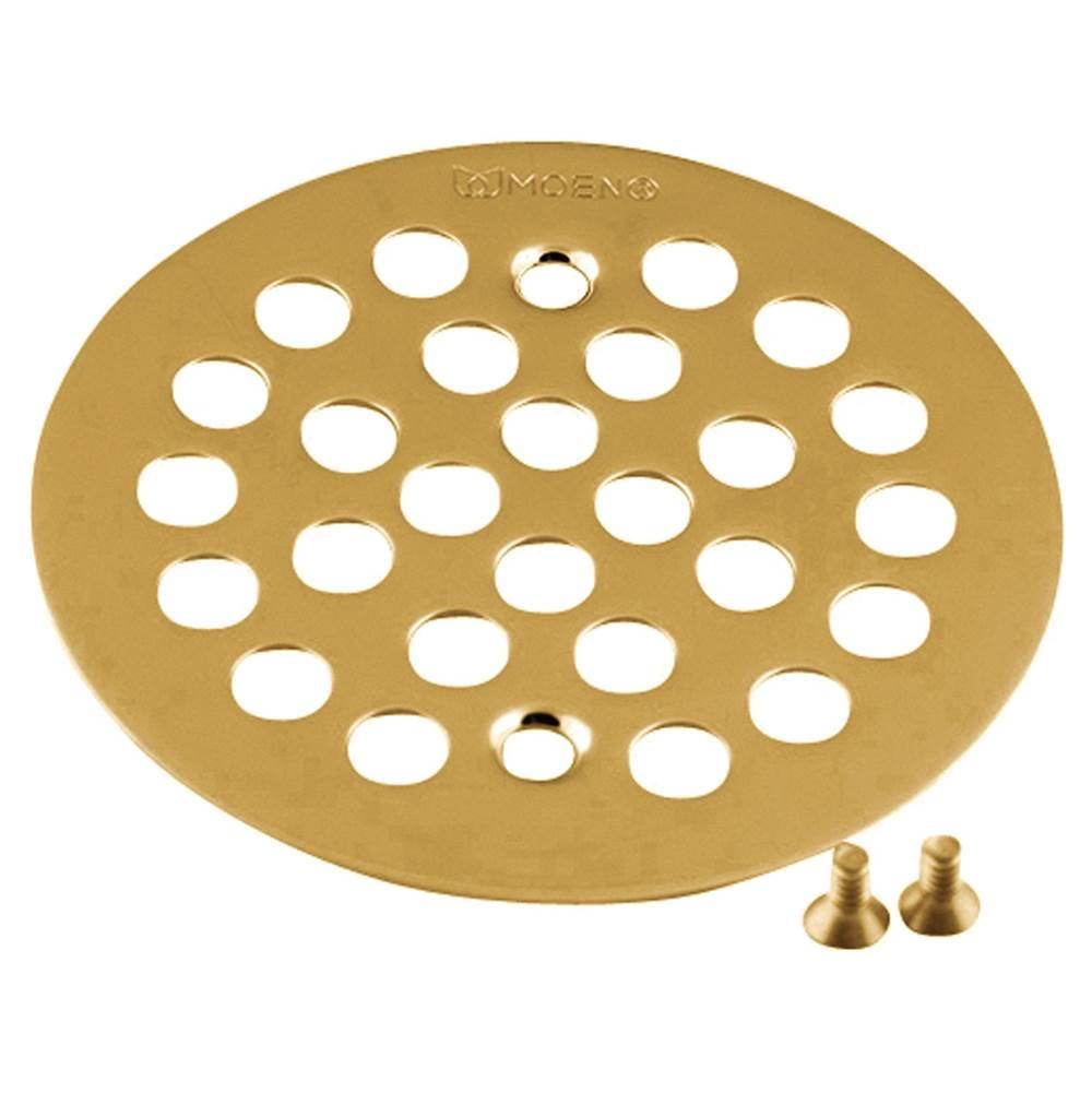 . Moen 101664BG at Buffalo Plumbing Showroom Drain Covers Shower